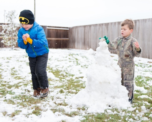 Katy TX Snow Day_0010_0009
