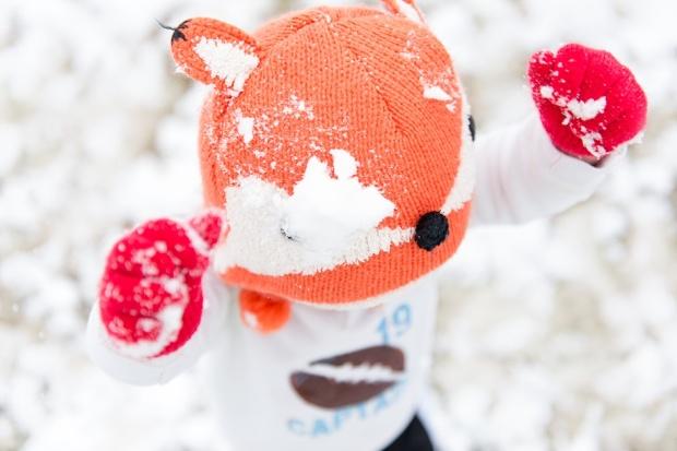 Katy TX Snow Day_0011
